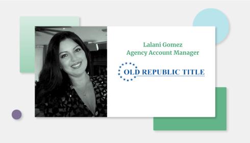 Lalani Gomez ORT